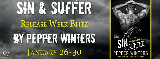 Sin & Suffer release blitz