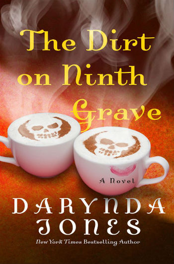 The Dirt on Ninth Grave by Darynda Jones