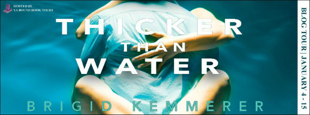 thicker than water tour