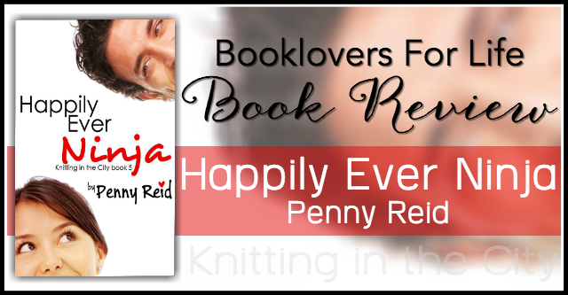 happily ever ninja review banner