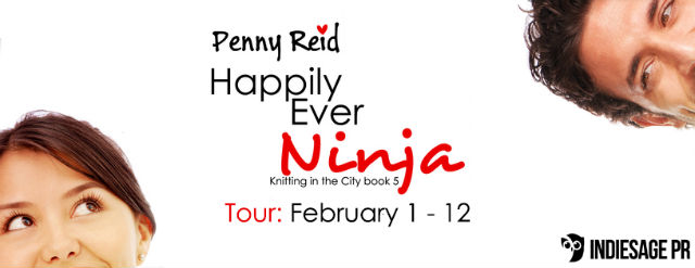 Happily Ever Ninja tour