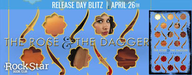 The Rose & the Dagger release