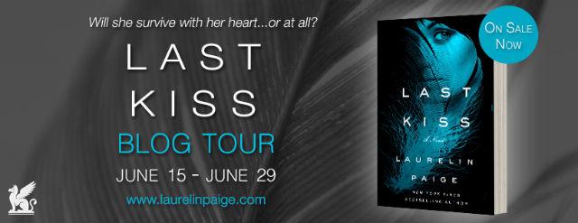 Last Kiss Blog Tour
