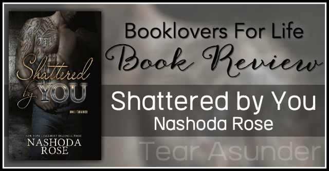 shattered by you review banner