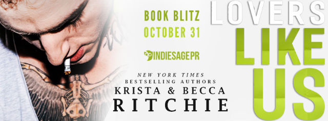 Release Day Blitz Excerpt Giveaway Lovers Like Us By Krista